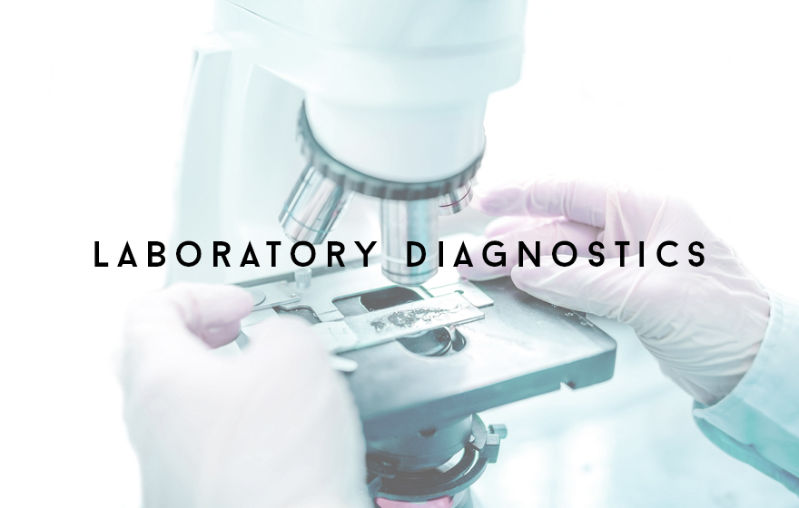 Course Image Vet nursing support for laboratory diagnostics UPDATE starts 10.2020